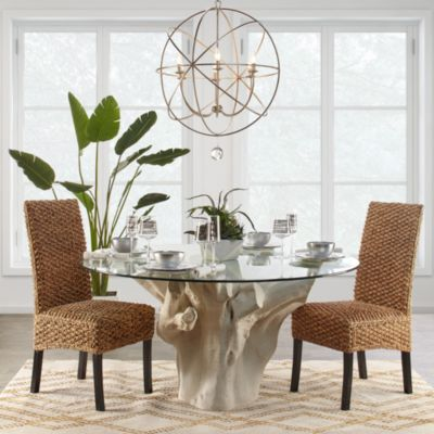 Sequoia Round Dining Room Inspiration