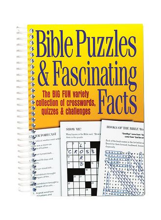 Main Bible Puzzles & Fascinating Facts