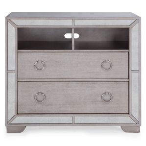 Ava 2 Drawer Media Chest