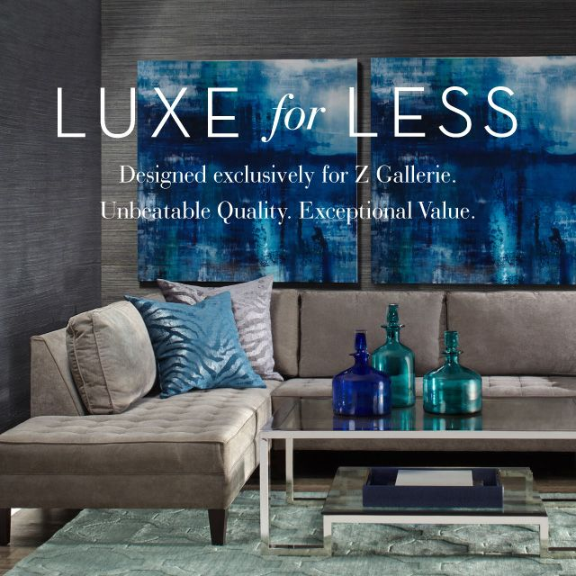 Luxe for Less
