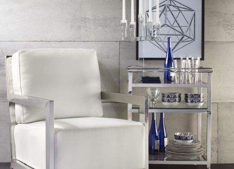 Acrylic Furniture and Decor