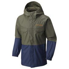 Columbia Ibex Rain Slicker for Boys