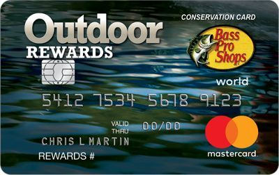 Apply Now for the Bass Pro Mastercard® credit card