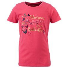 Bass Pro Shops Blossom Like a Butterfly T-Shirt for Toddlers or Girls