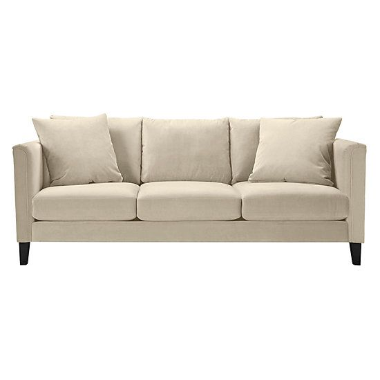 Details Soft Roll Arm Sofa - 89""