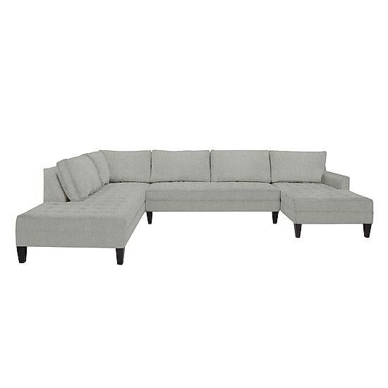 Vapor U Sectional - 3 PC