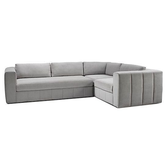 Morgan Sectional - 3 PC