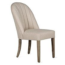 Sutton Dining Chair - Natural Grey