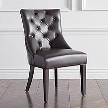 Nottingham Leather Dining Chair ...