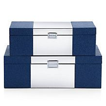 Celeste Boxes - Set of 2