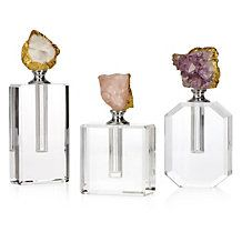 Quartz Perfume Bottle