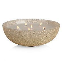Bella Candle Bowl