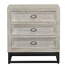 Marabella 3 Drawer Nightstand