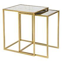 Hugo Accent Table - Set of 2