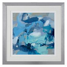 Abstract Blues 1 - Limited Edition