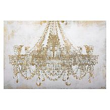 Chandelier Diamond Dust