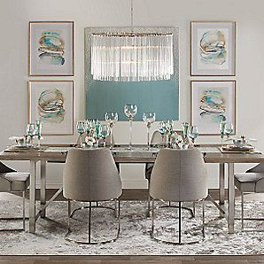 Lex Rowan Halo Dining Room Inspiration