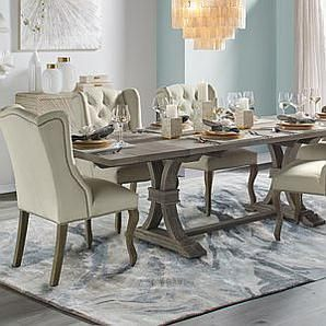 Archer Sunburst Dining Room Inspiration