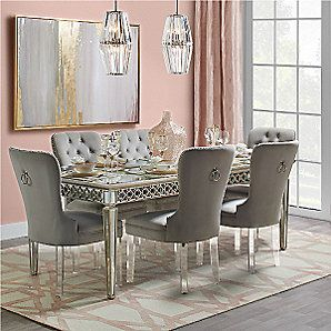 Blush Sophie Dining Room Inspiration