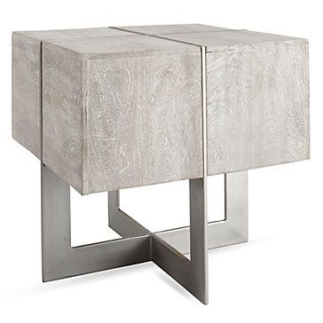 Clifton Square End Table