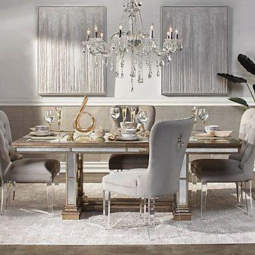 Ava Extending Dining Table Z Gallerie
