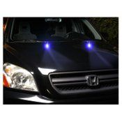 Blue CZ-112B INSTEN LED Windshield Nozzle Light