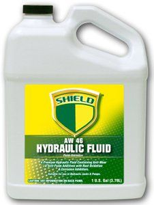 Shield AW46 Hydraulic Fluid 1 Gallon
