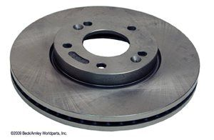 Beck/Arnley Premium Brake Disc