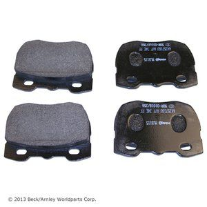 Beck/Arnley OE Brake Pads