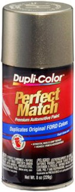 Dupli Color Perfect Match Mineral Gray Metallic 8 Oz
