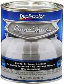 Dupli Color Paint Shop Finish System Brilliant Silver
