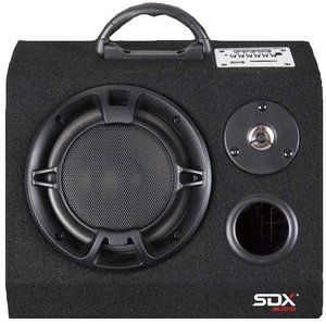 SDX Audio Bluetooth Speaker System and Music Player