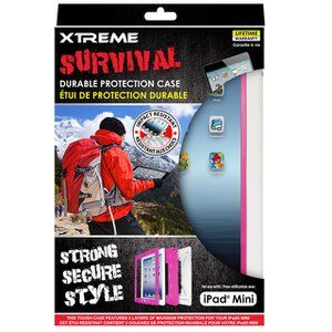 Xtreme Survial Durable Protection Case for the iPad Mini