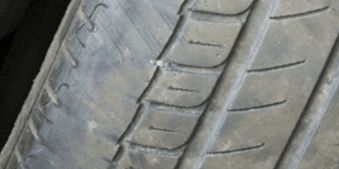 Five Signs it's Time to Look for New Tires