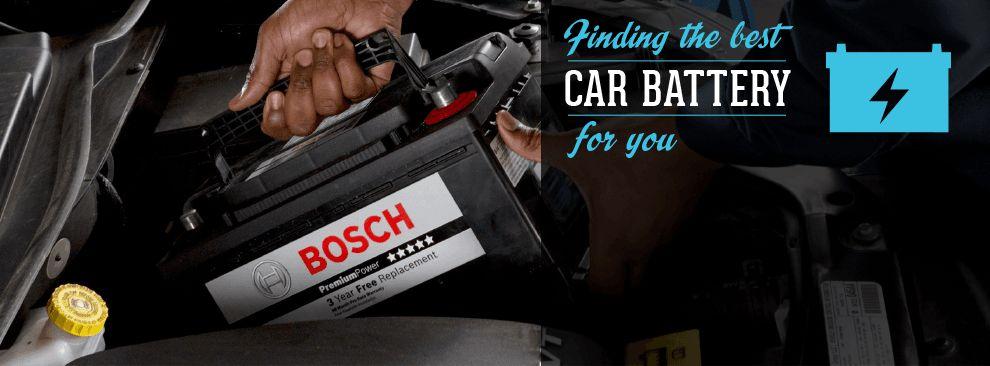 Finding The Best Car Battery | Car Batteries