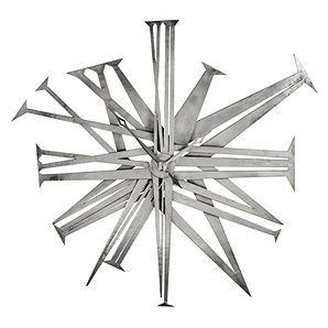 Grand Minerva Wall Clock Silver Color Guide Trends