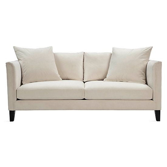 Details Soft Roll Arm Sofa