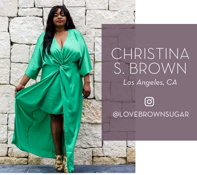 CHRISTINA S. BROWN
