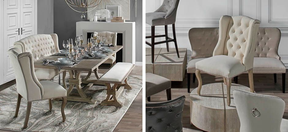 Archer Marble Dining Room Inspiration
