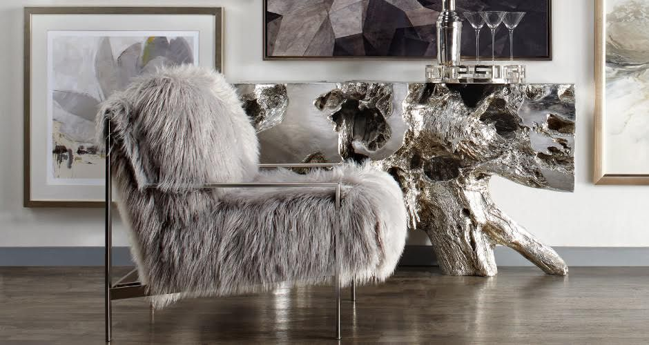 Awesome Fur Decor Furniture Faux Fur Mongolian Lamb Z Gallerie Alphanode Cool Chair Designs And Ideas Alphanodeonline