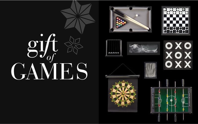 Gifts of Games