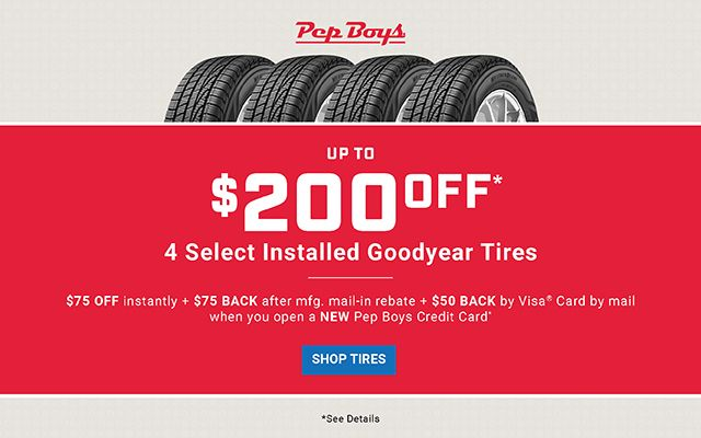 Pep Boys Tires Auto Parts Auto Repair Service And Car