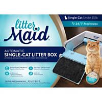 LitterMaid Automatic Self-Cleaning Litter Box