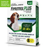 Doctors Foster + Smith Fiprotrol Topical Flea & Tick Control For Dogs 23 to 44 lbs.