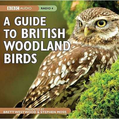 A Guide to British Woodland Birds - Westwood, Brett (Read by), and Moss, Stephen (Read by), and Watson, Chris