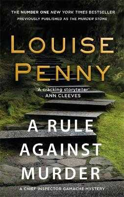 A Rule Against Murder - Penny, Louise