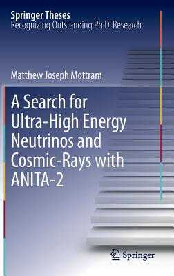 A Search for Ultra-High Energy Neutrinos and Cosmic-Rays with ANITA-2 - Mottram, Matthew Joseph