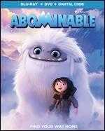 Abominable [Includes Digital Copy] [Blu-ray/DVD]