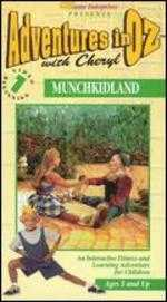 Adventures in Oz With Cheryl, Vol. 1: Munchkidland - Beginner Skill Level