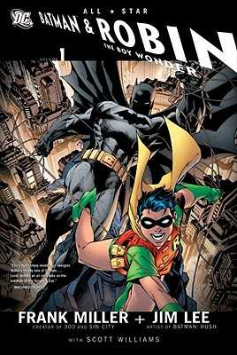 All Star Batman and Robin, the Boy Wonder - Miller, Frank